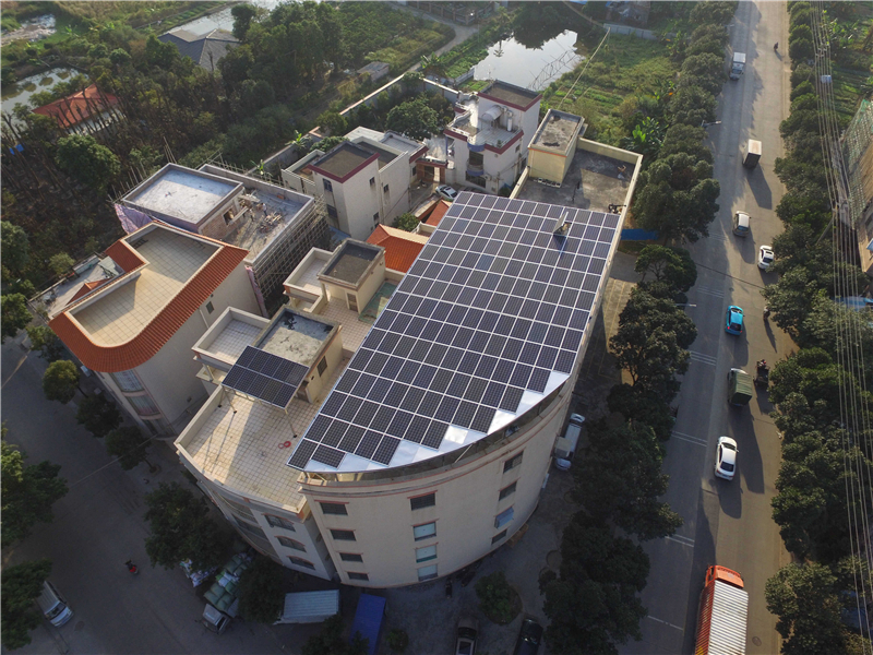 科普光伏太阳能发电中是否存在辐射?