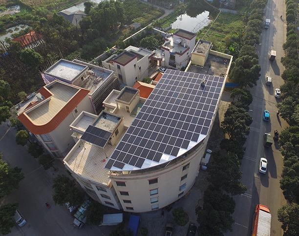 上海光伏太阳能发电