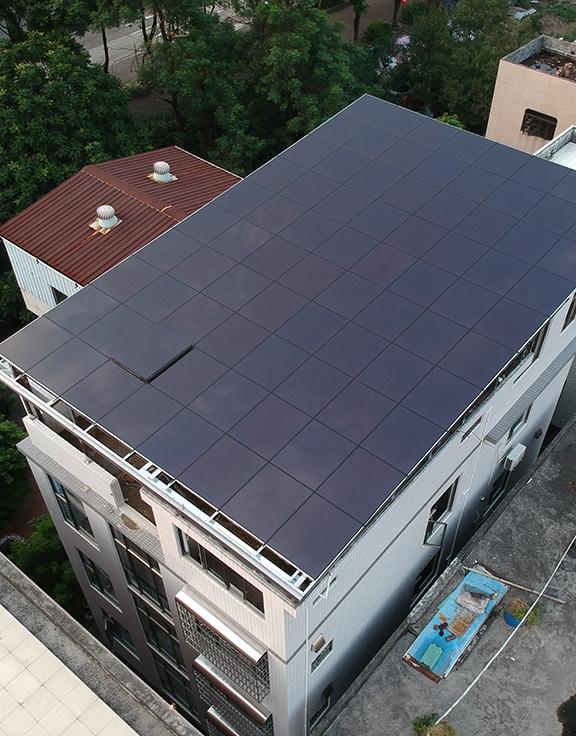 新型太阳能发电应用案例