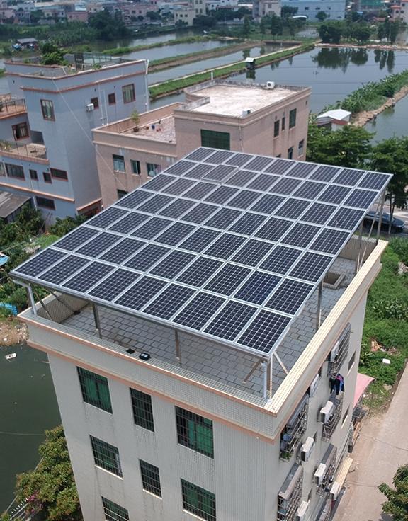 户用光伏太阳能发电应用案例