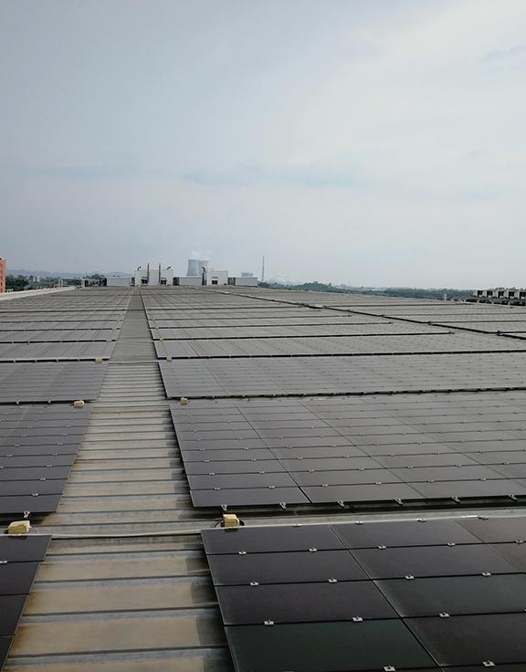 工商业光伏发电系统应用案例